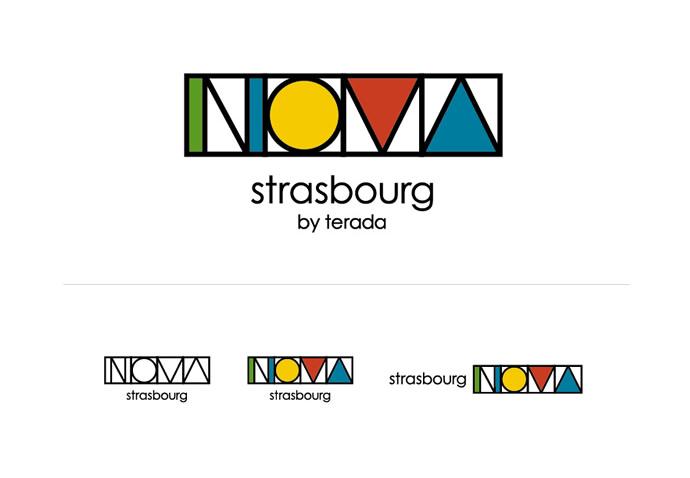 「strasbourg NOVA」ブランディング